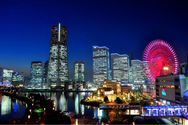 地元・横浜イメージ みなとみらい